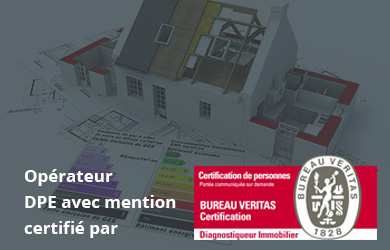 Diagnostic immobilier Trélazé
